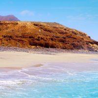 Strand von Jandia auf Fuerteventura